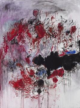 张力晖 《自画像》 150x200cm 布面油画 2016
