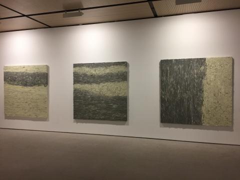 """苏珊·斯沃茨个展""""个人历程""""展览现场"""