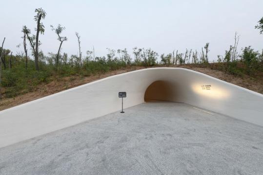 位于阿那亚的UCCA沙丘美术馆