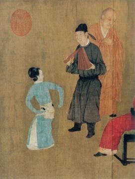 """赵半狄第六号派对,当代""""韩熙载夜宴""""合艺术中心"""