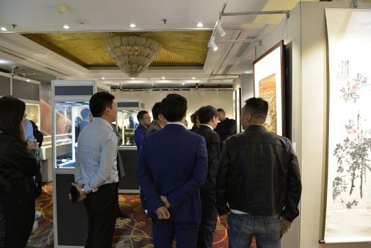 华艺国际2018年秋拍巡展(北京华侨大厦)