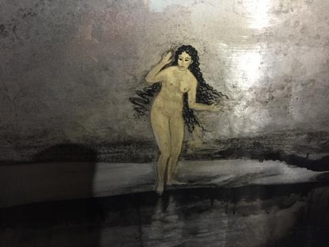 《惊园八境》中的夏娃