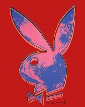 到安迪沃霍尔为《PLAYBOY》创作的标志性图像