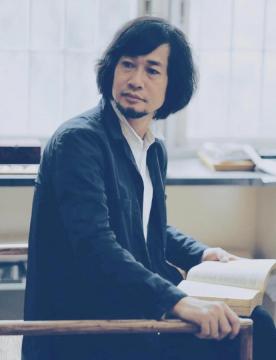广东美术馆馆长、广州三年展总策划及文献展策展人王绍强