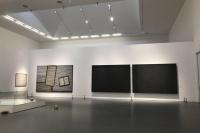 单色画派大规模空降上海 宝龙美术馆内一场东方的修行