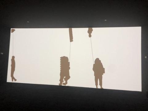 希尔帕·古普塔《无题(影子3)》