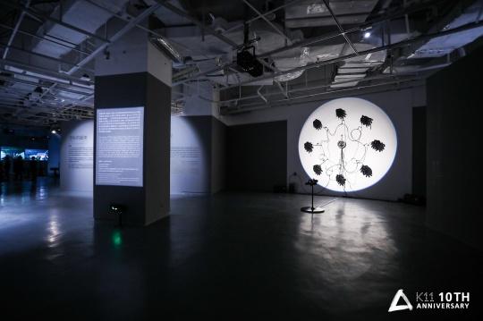 """构建新的万物乐园 广州K11艺术展""""放纵的超体""""开幕"""