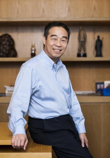 寇勤 嘉德投资董事总裁兼CEO、嘉德艺术中心总经理(摄影:董林)
