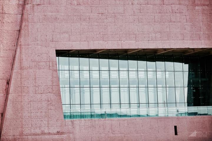 麓湖·A4美术馆建筑照片