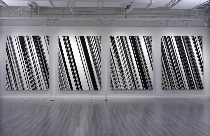 """2011年A4当代艺术中心举办的""""平行的极东世界"""""""