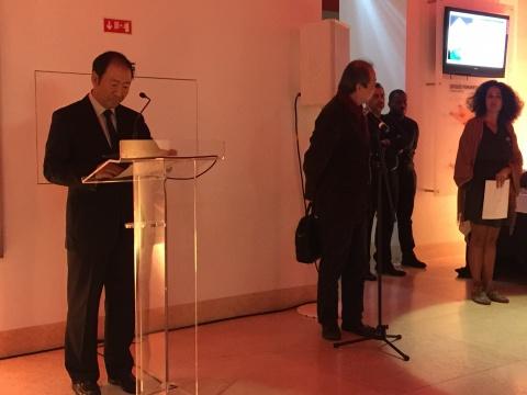 中国对外艺术展览有限公司副总经理刘振林