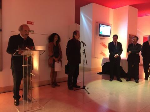 葡萄牙东方基金会董事会成员、东方博物馆馆长阿莫林