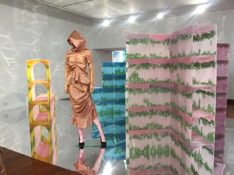 Laura Juslin&Lilli Manuala《玻璃壁砖》