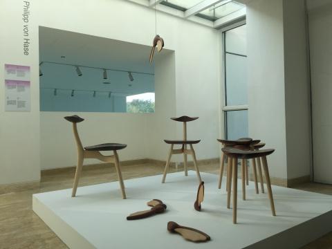 Philipp von Hase的木质家具