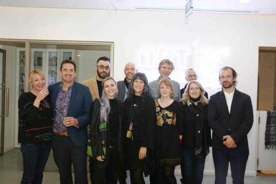 BACA国际艺术教育中心教学团队