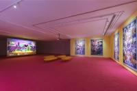 蕾切尔·麦克莱恩在金杜,一个令人胃口不适的严肃艺术家