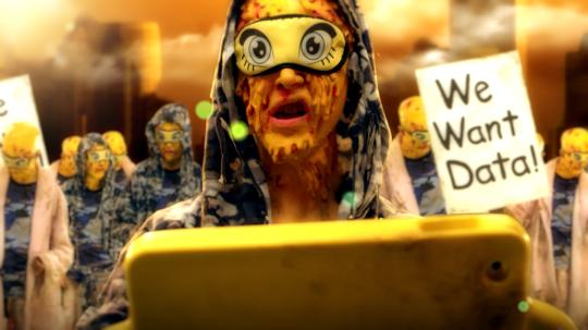 《内心才是最重要的》 单屏高清视频装置 30分钟 2016。由英国曼彻斯特HOME艺术中心、英国索尔福德大学艺术收藏、英国伦敦泰特美术馆、扎布卢多维奇收藏、弗瑞兹影像单元和英国第四频道委托制作。图片由艺术家提供