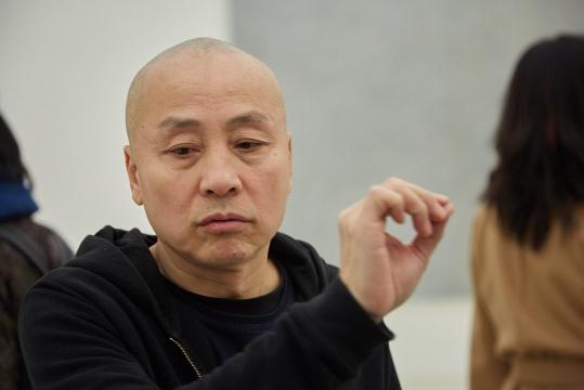 艺术家 陈坤