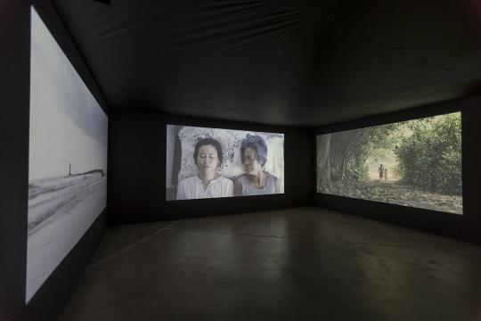 秦晋影像作品,讲述了和母亲之间的故事