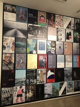 过去五年的所有展览海报