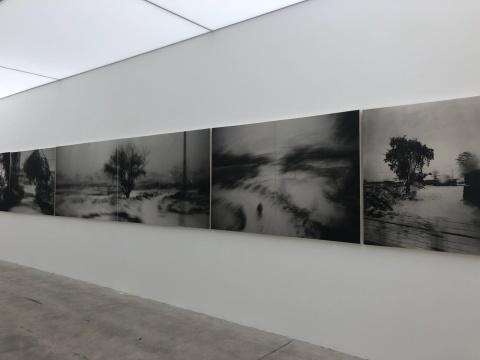 第50个展览 星空间在七棵树走过第五年