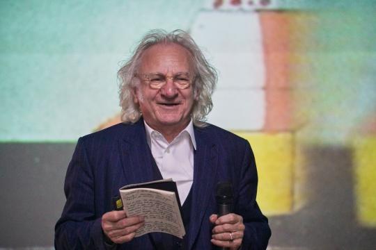 德国知名学者西格弗里德·齐林斯基(Siegfried Zielinski)