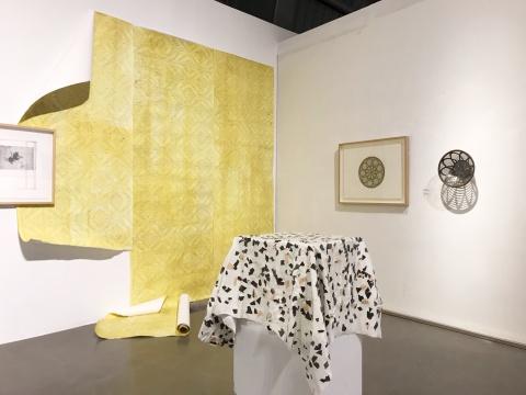 """""""滚动的雪球""""第十二届在南艺美术馆开幕,双向凝视,从""""global""""到""""glocal"""""""