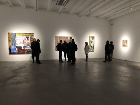 """亚洲艺术中心跨年展,走入尹朝辉、尹朝宇的""""疏离之境"""""""
