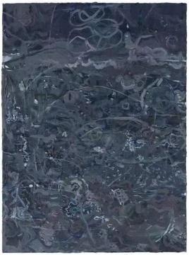 季大纯 《无题》 40x30cm 布面油画 2018年