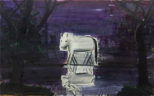马轲 《成语故事》 180x290cm 布面油画 2007