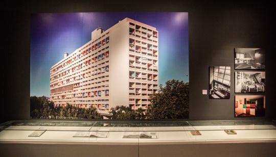 勒·柯布西耶的马赛公寓