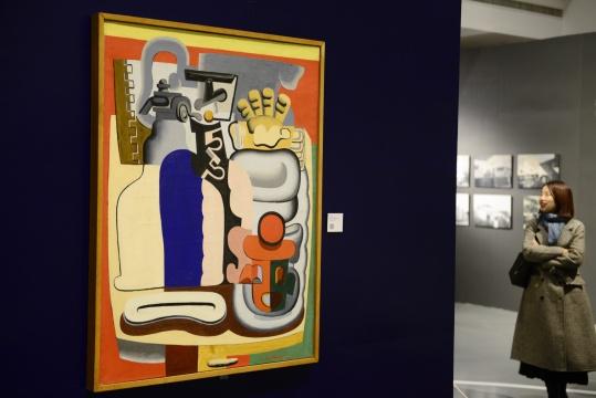 勒·柯布西耶纯粹主义时期绘画