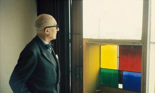 色彩的交响乐,一个不仅仅是建筑师的勒·柯布西耶
