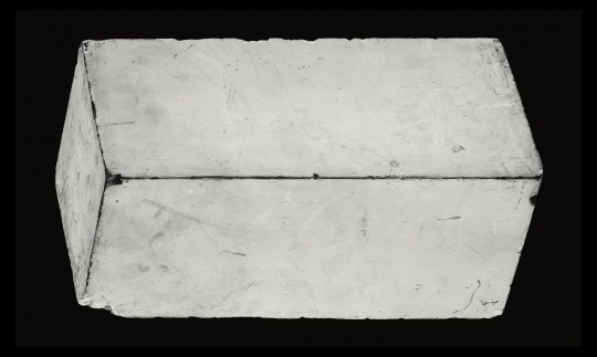 张怀儒 《现场——长方体》 哈内姆勒金属纸数字微喷,500 × 300 cm 2015
