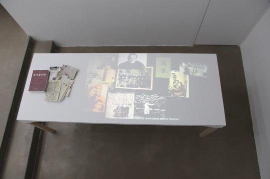 """于渺2017年在时代美术馆策划的""""潘玉良:沉默的旅程"""""""