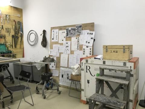 工作室细节
