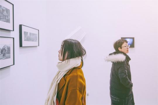 """""""9000""""展览现场"""