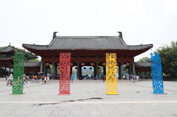 雕塑装置艺术节会成为东莞的一张新名片吗?