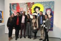 """古巴""""90后""""艺术家欧茜·米兰亚洲首次个展 程昕东国际当代艺术空间""""我,我们""""开幕"""