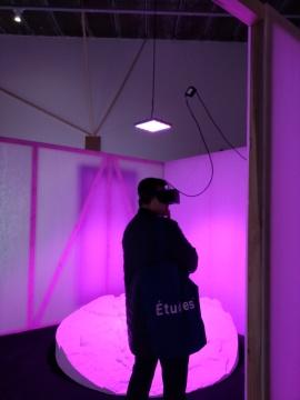 铁木尔·斯琴《新协定VR 1.2版》虚拟现实影像 10分钟 2018