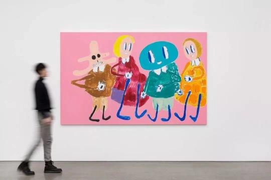 博而励画廊,安德烈‧布特兹(斯图加特,生于1973年)北京首次个展,标志着与德国艺术家的持续合作