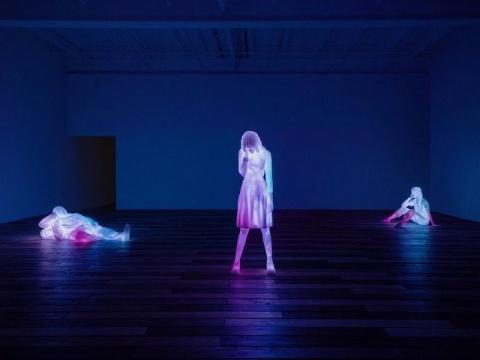 初次参加画廊周北京的林冠艺术基金会将主办道格‧阿提肯国内首展