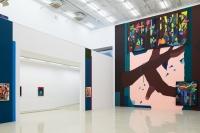德国抽象艺术家弗兰兹·艾稞曼中国大陆首展,用艺术创作重构旅行见闻