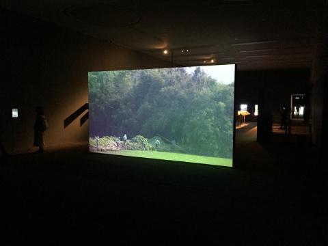 《现实之后》单频录像,彩色有声 14分21秒 2013