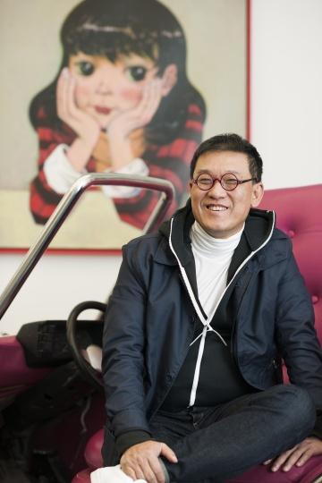 收藏家、罐子书屋创始人 刘太乃(摄影:董林)