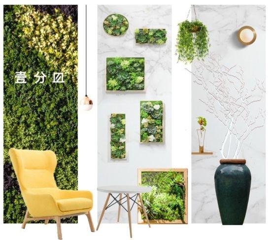 设计|壹分皿花园节橱窗效果图