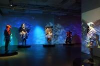 """叶锦添""""全观""""亮相今日美术馆,打造一个1000平方米""""精神DNA""""世界,叶锦添"""