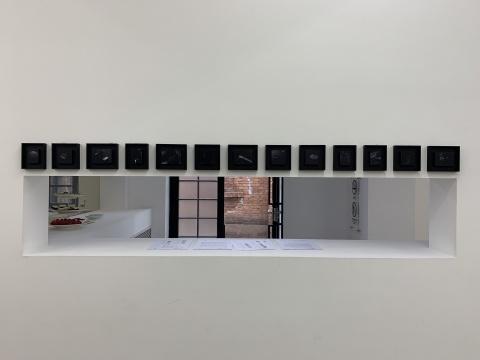 """在Tong Gallery+Projects,从""""黑白灰""""的世界中看""""无差别风景"""""""