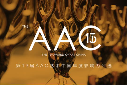 第十三届AAC艺术中国年度影响力评选四大奖项提名奖公布