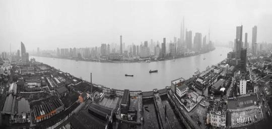 主展场——杨浦滨江©薛娱沁